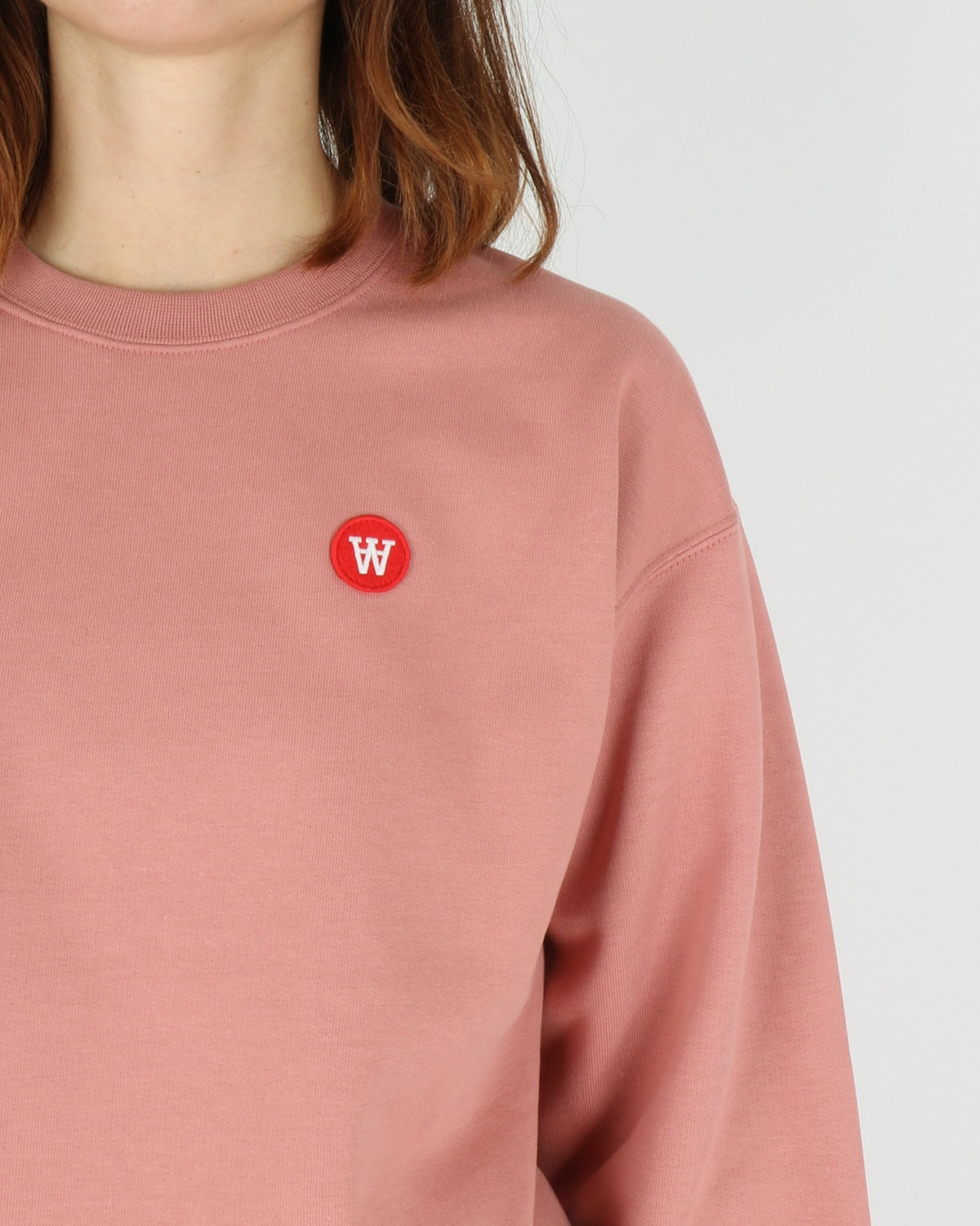 wood wood_jess sweatshirt_dark rose_view_3_3