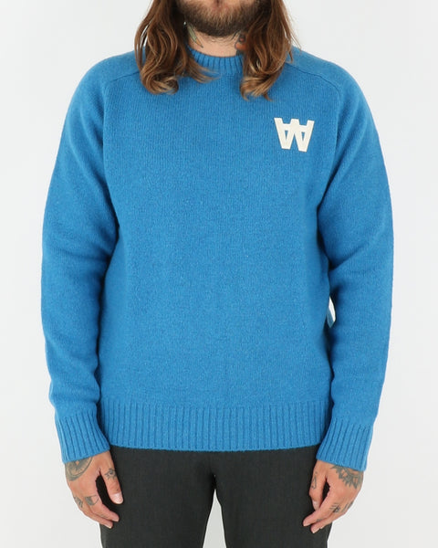 wood wood_kevin sweater_bright blue_view_1_3