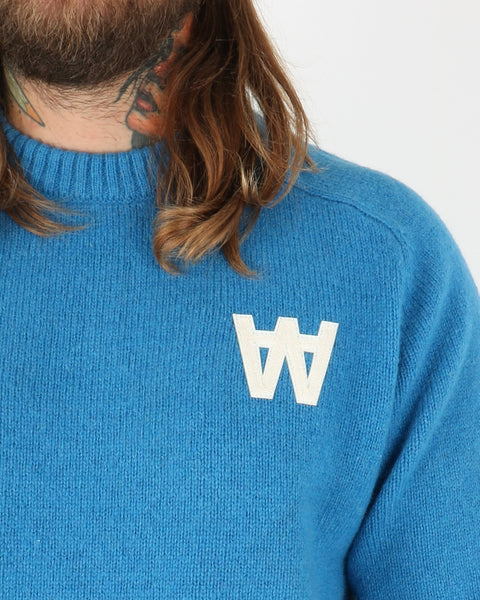 wood wood_kevin sweater_bright blue_view_3_3