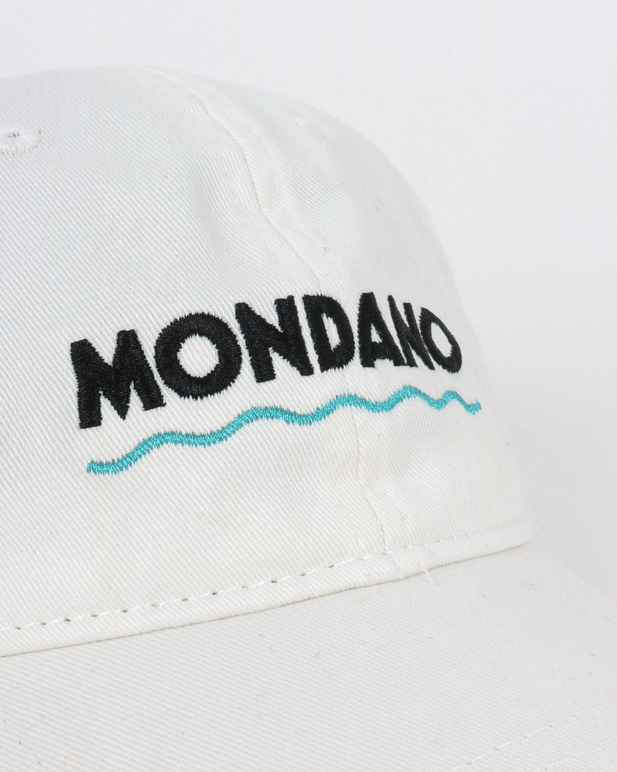 wood wood_low profile cap_mondano_white_2_2