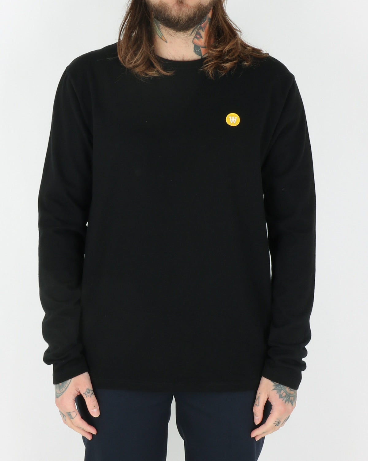 wood wood_mel longsleeve_black_view_1_3