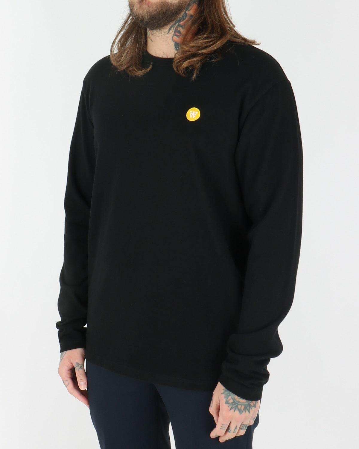 wood wood_mel longsleeve_black_view_2_3