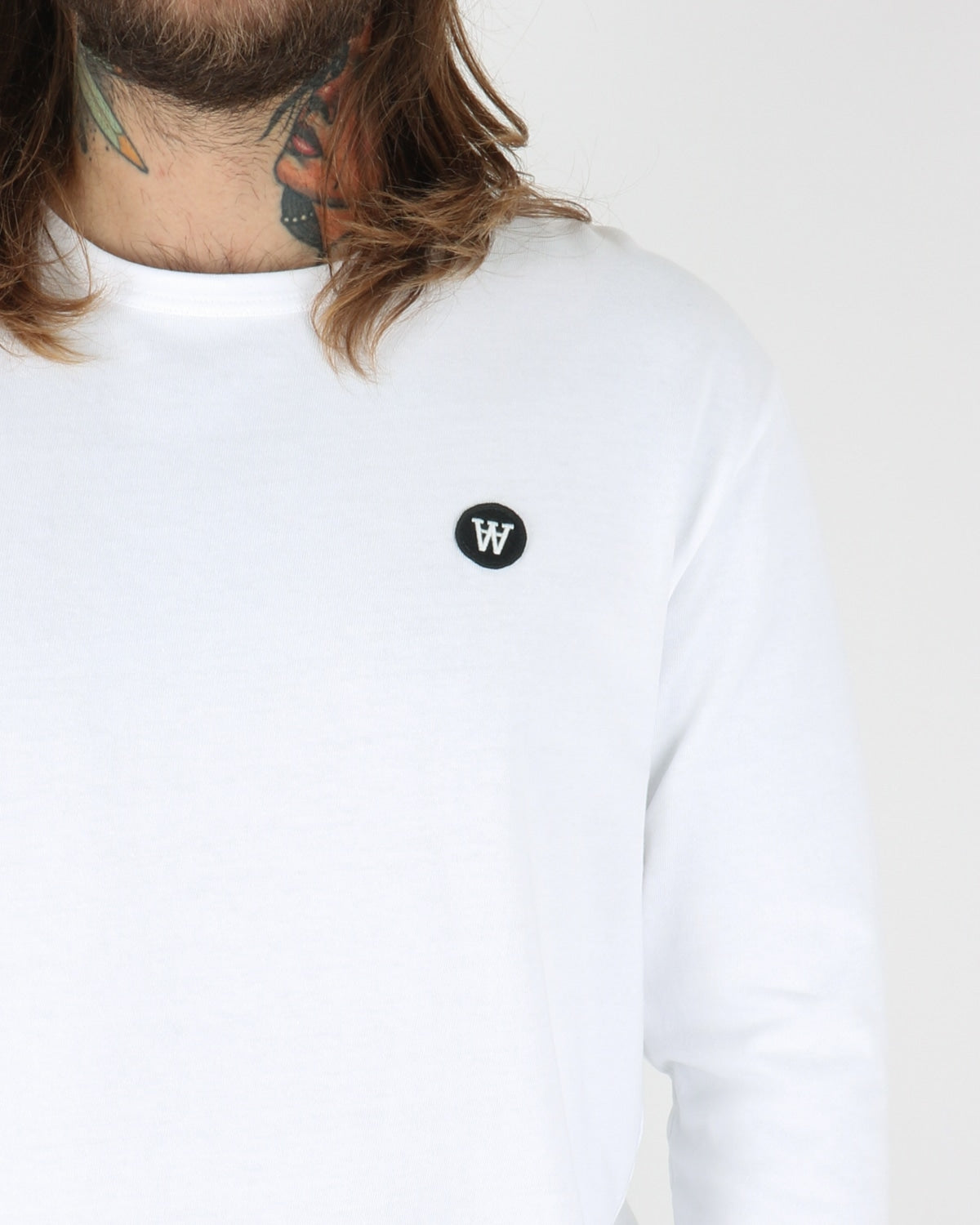 wood wood_mel longsleeve_bright white_view_3_3