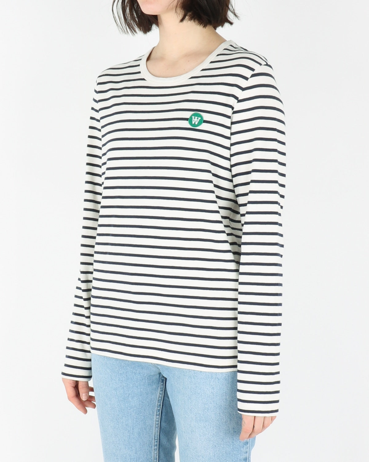 wood wood_moa longsleeve_offwhite navy stripes_view_2_3