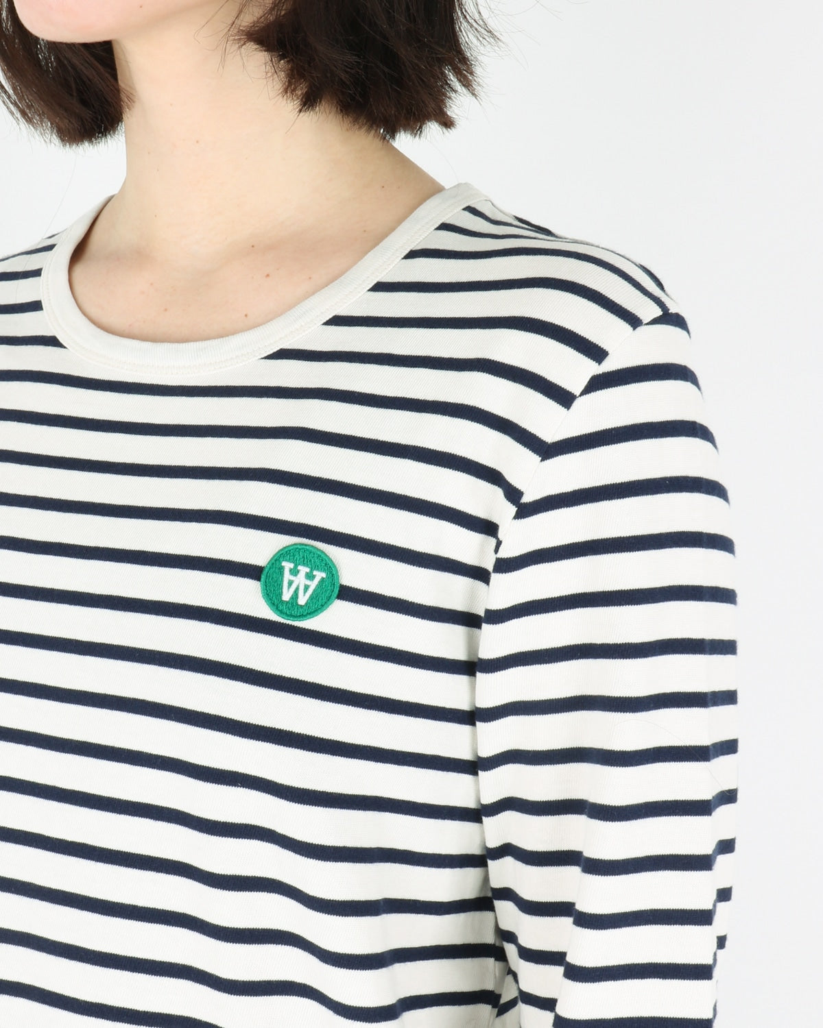 wood wood_moa longsleeve_offwhite navy stripes_view_3_3