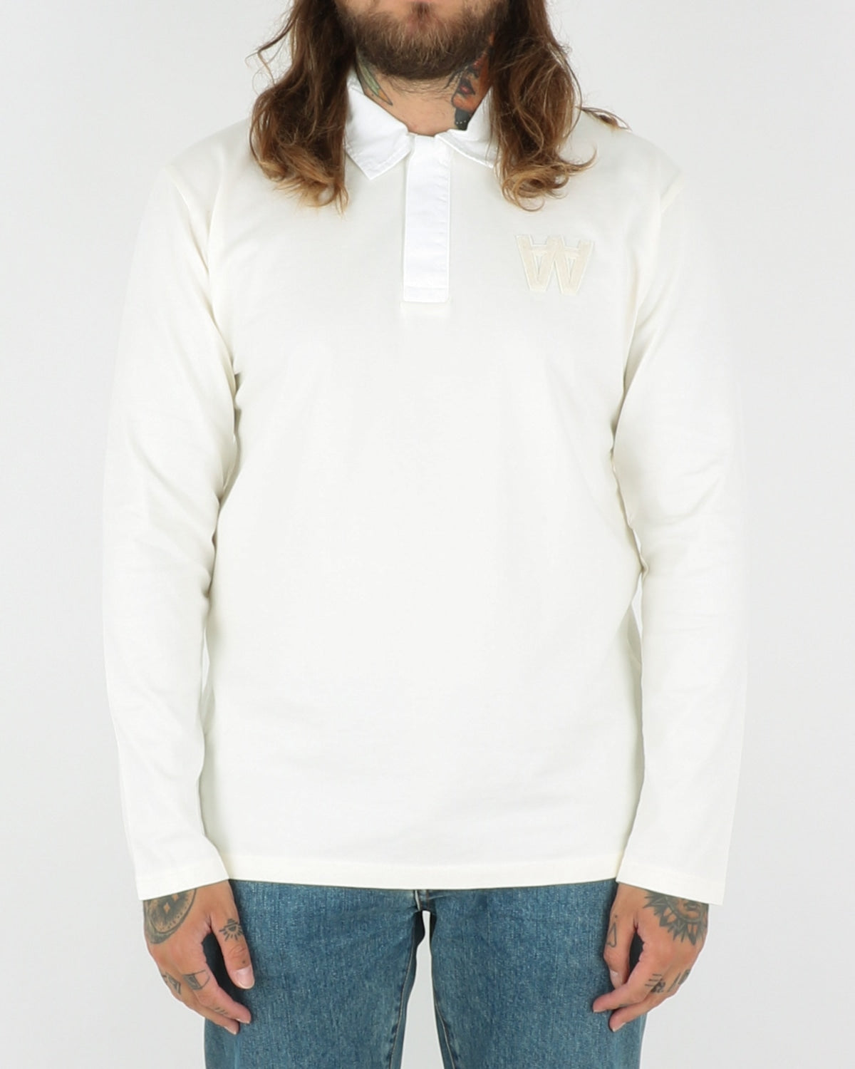 wood wood_oliver longsleeve_offwhite_view_1_3