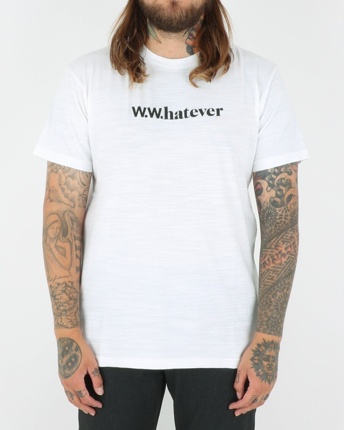 wood wood_perry t-shirt_bright white_view_1_3