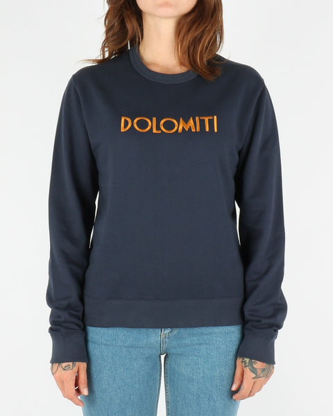 wood wood_rose sweatshirt_navy_1_3