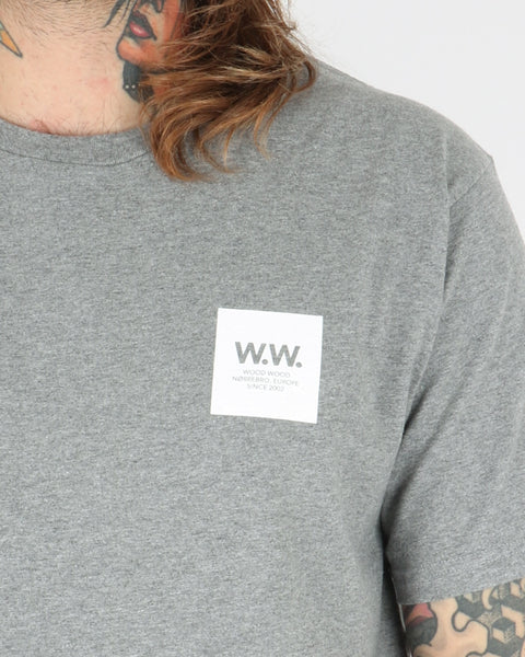 wood wood_sami t-shirt_mondano_grey melange_view_3_3