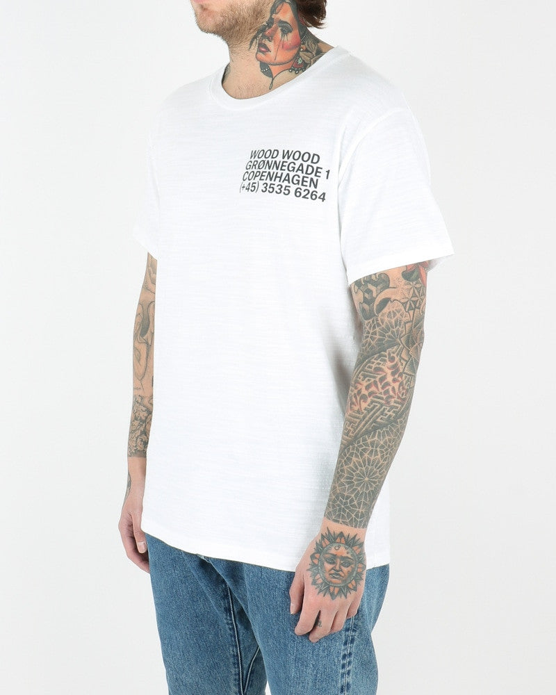 wood wood_slater t-shirt_bright white_view_2_2