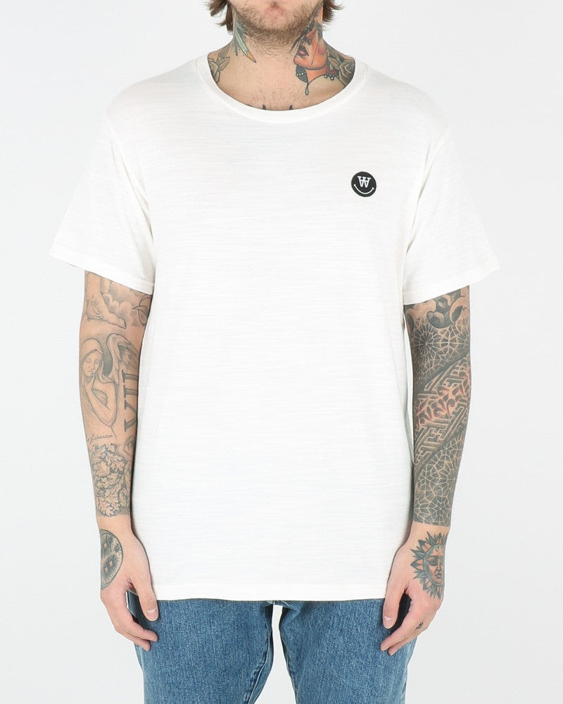 wood wood_slater t-shirt smiley_off white_view_1_3