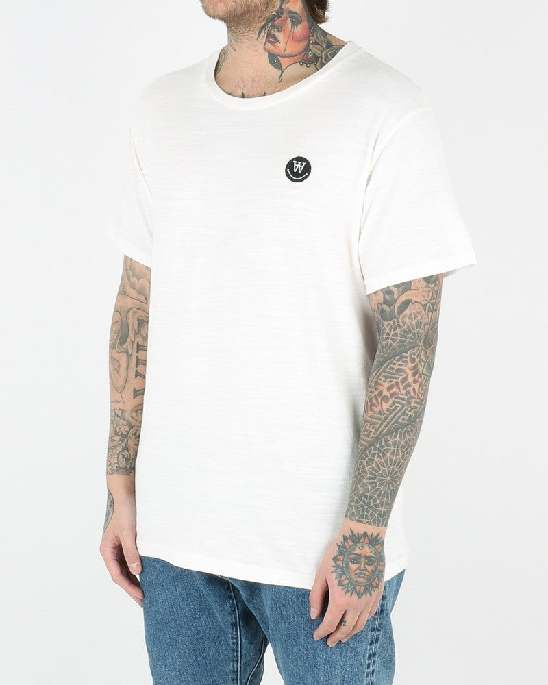 wood wood_slater t-shirt smiley_off white_view_2_3