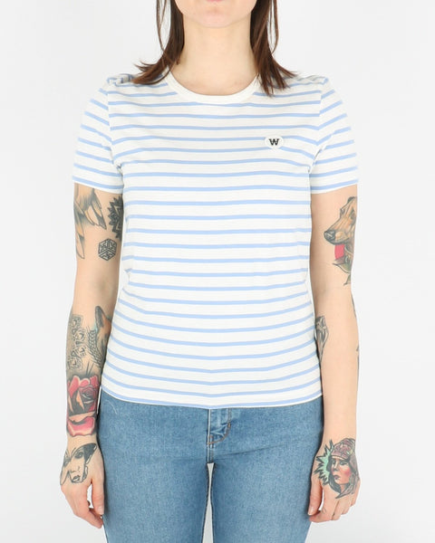 wood wood_uma t-shirt_off-white blue stripes_1_3