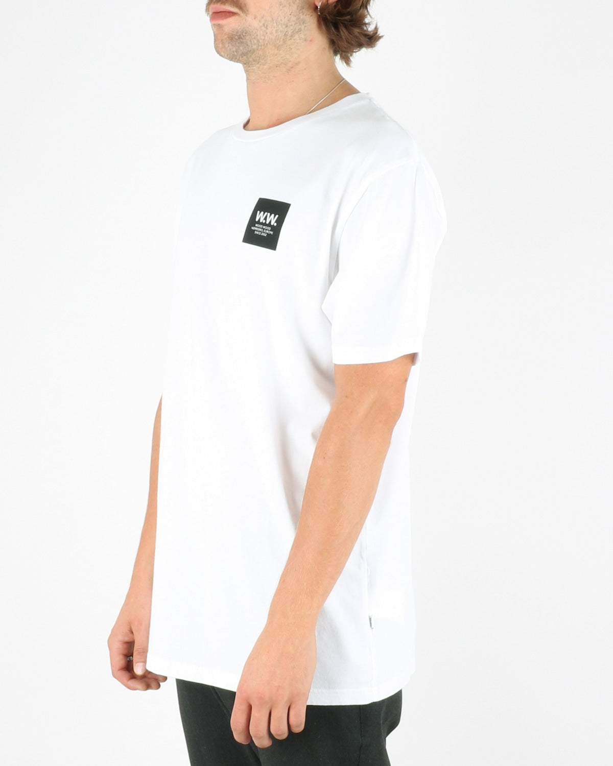 wood wood_ww box t-shirt_bright white_2_4
