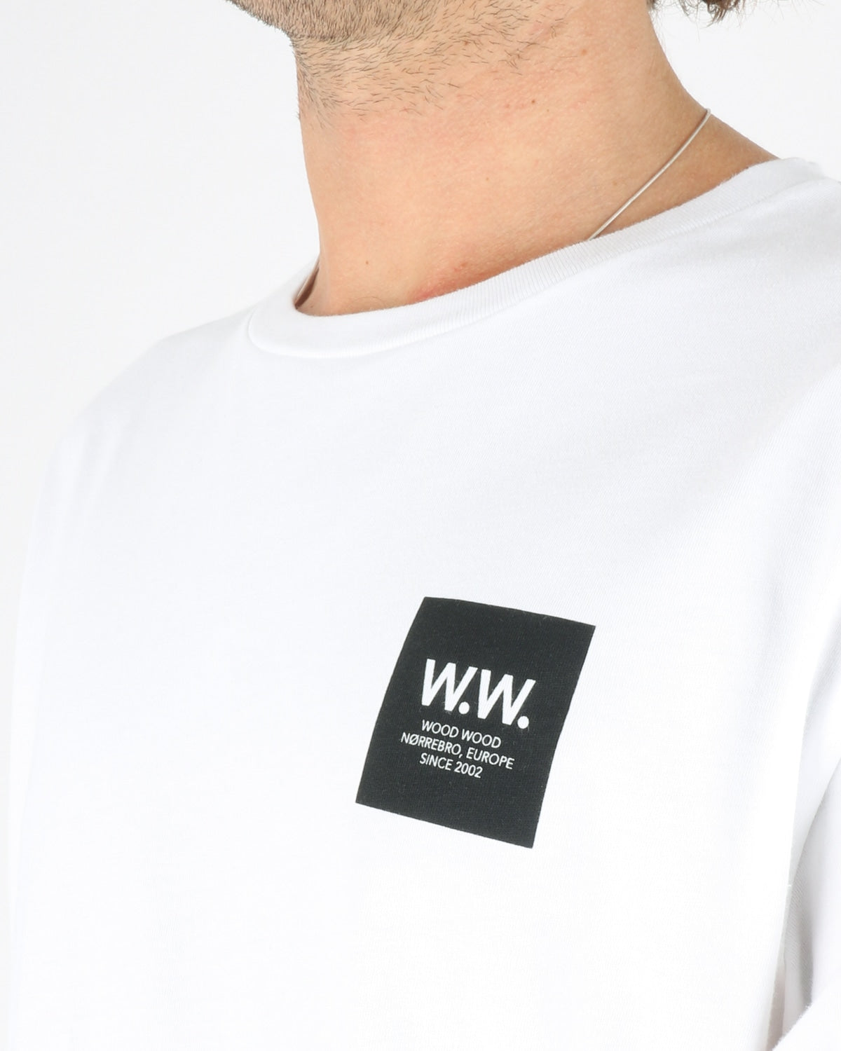 wood wood_ww box t-shirt_bright white_4_4