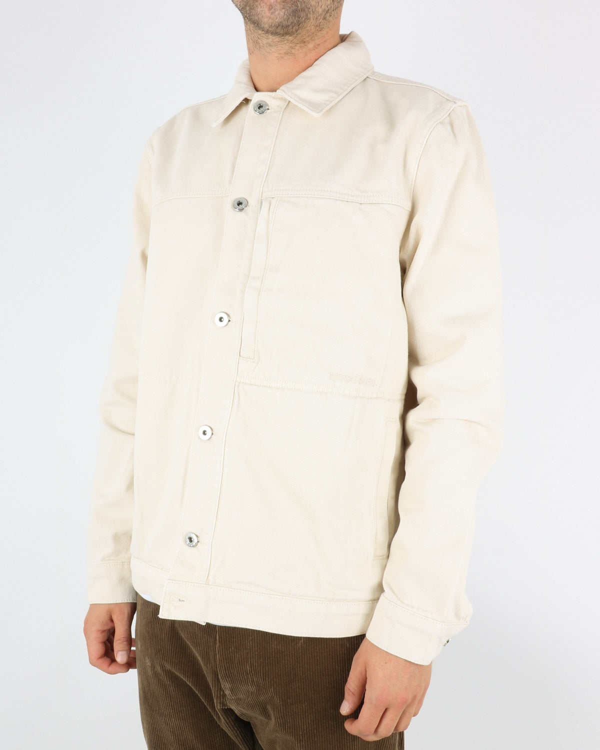 woodbird_frick twill jacket_off white_4_4