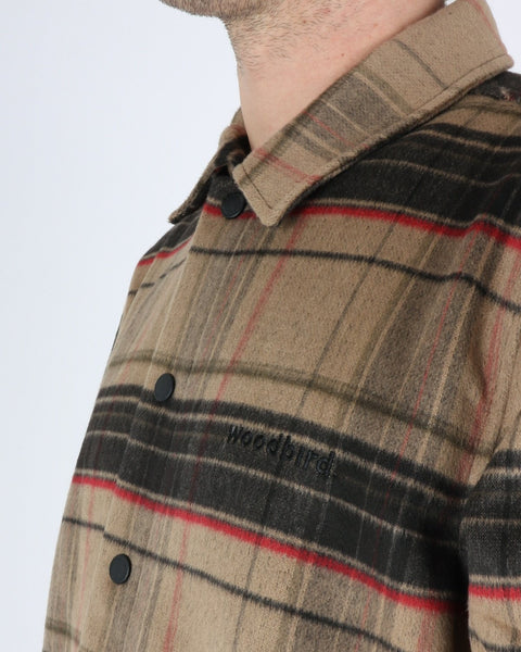 woodbird_jaxo lumber shirt_brown check_3_3
