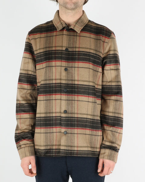 woodbird_jaxo lumber shirt_brown check_1_3