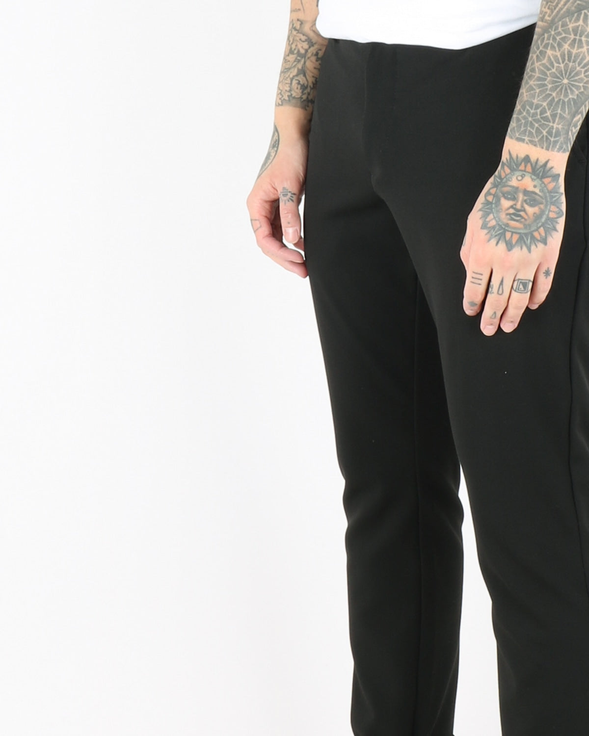 woodbird_steffen twill pants_black_view_3_3