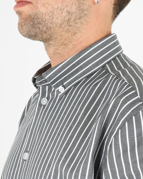 woodbird_trime stripe shirt_grey white_3_3