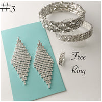 """ Ring BlingBox "" 4 Piece Styled Set"