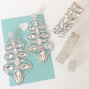 """ BlingBox "" 4 Piece Styled Box"