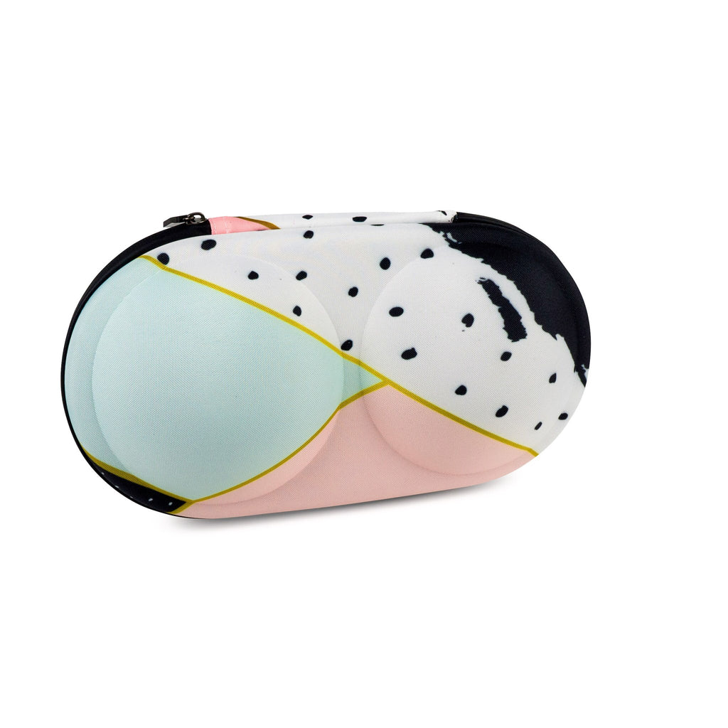 """ Ice Cream "" BraKitty Competition Bikini Travel Case"
