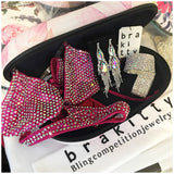 """ Clasp Cube "" BraKitty Competition Bikini Travel Case"