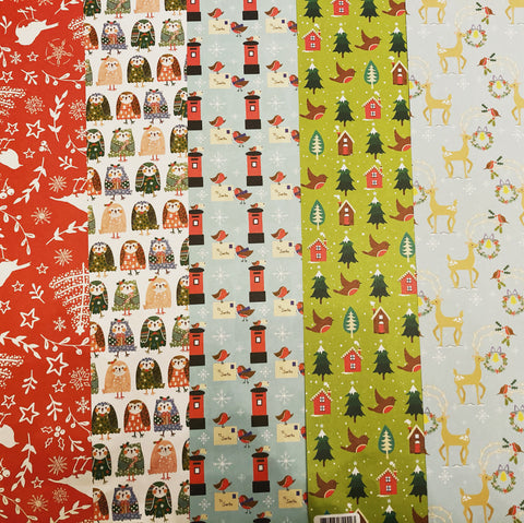 Available wrapping paper