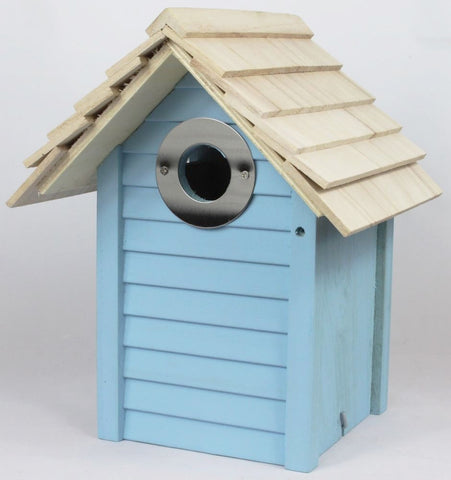 Wildlife World Blue Nesting Box - 4 colours