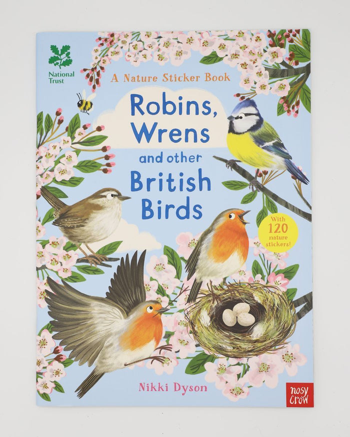 Robins, Wrens and Other British Birds