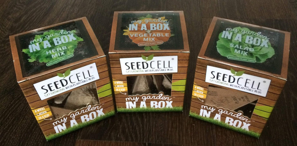 Seedcell Seedcell Garden in a Box