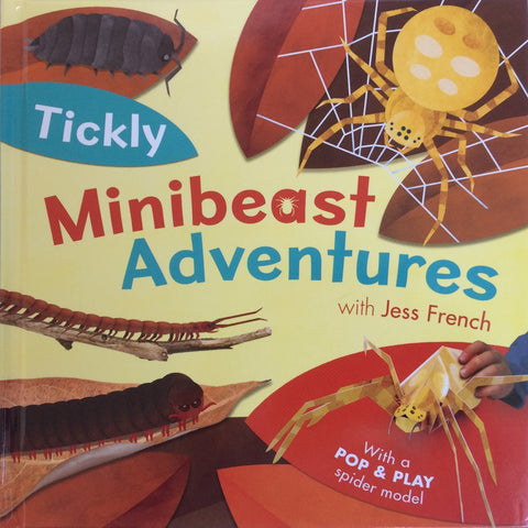 Macmillan Tickly Minibeast Adventures