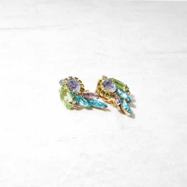New Mermaid Vintage - 50's Juliana D&E Earrings - Baby - 1