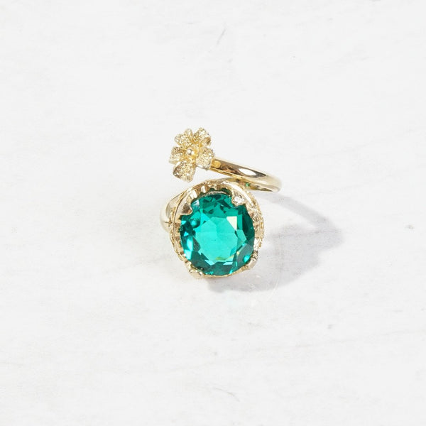 New Mermaid Vintage - 60's Unsigned Rings - Aquaholic - 1