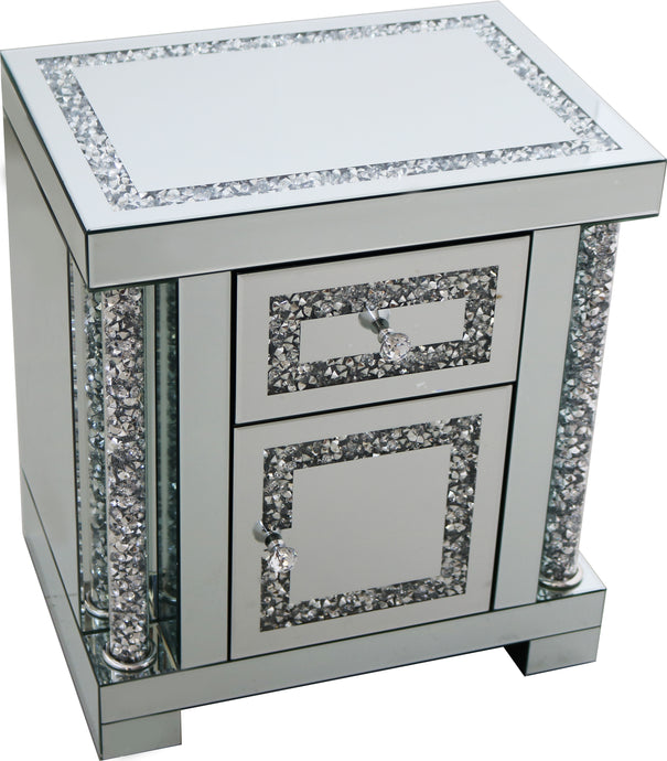 GatsbyX Bedside Table