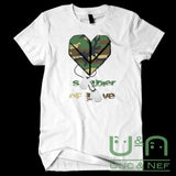 Unc & Nef - Soldier of Love I - Premium - Women's T-Shirt
