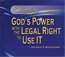 God's Power With The Legal Right To Use It