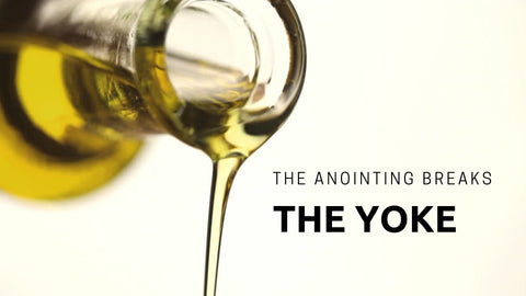 4-November-2018: The Anointing Breaks The Yoke [Digital]