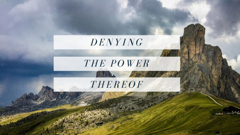 15-April-2018: Denying The Power Thereof [Digital]