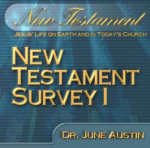 New Testament Survey I