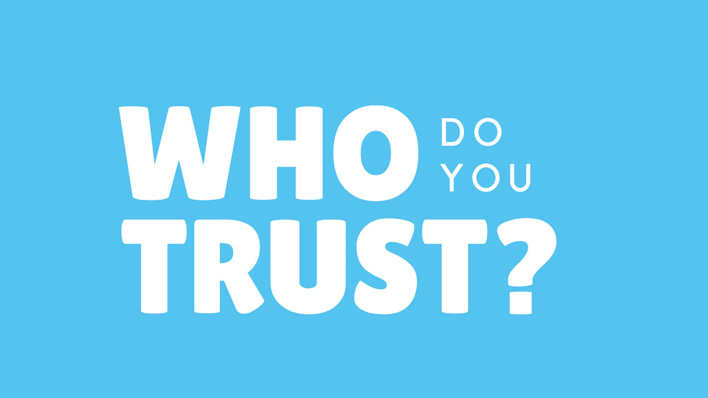 8-July-2018: Who Do You Trust? part 2 [Digital]