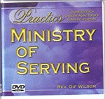 Ministry of Serving by Pastor Gif Wilson Study Guide PR 103