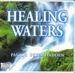 Healing Waters by Peter Hadden 3 Audio CDs Plus 2 Free Bonus CDs