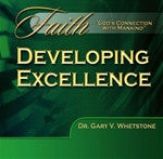 Developing Excellence by Dr. Gary Whetstone Study Guide F 202