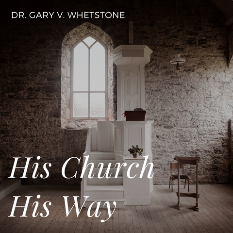 10-September-2017: His Church His Way