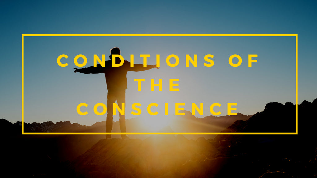 20-May-2018: Conditions Of The Conscience [Digital]
