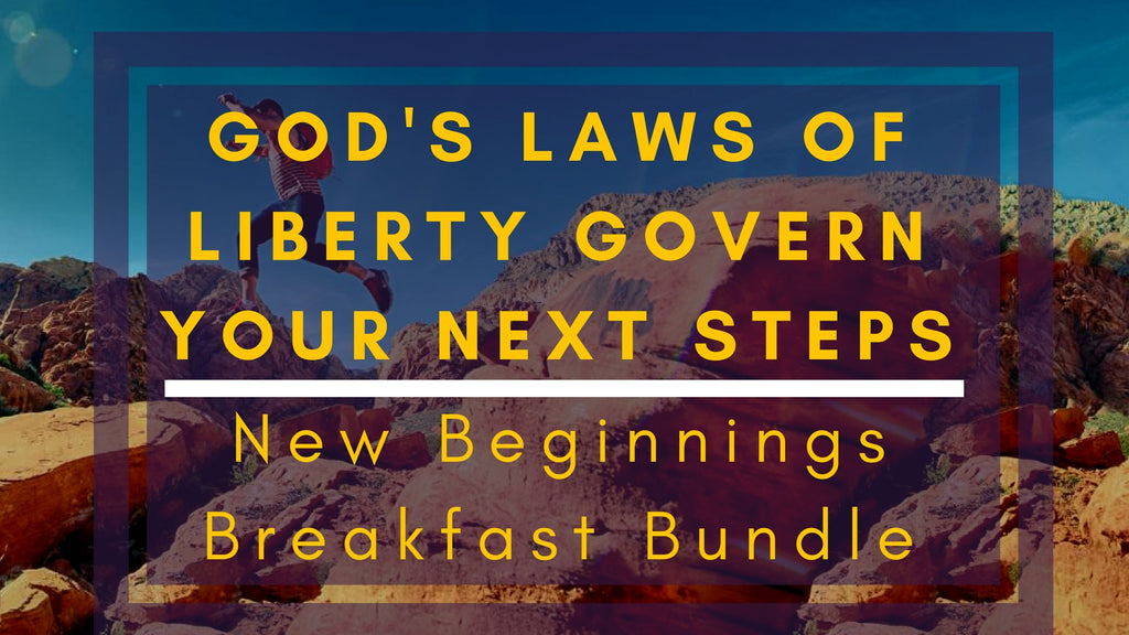 New Beginnings Breakfast Bundle - 2018