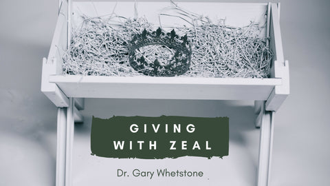 24-December-2017: Giving With Zeal
