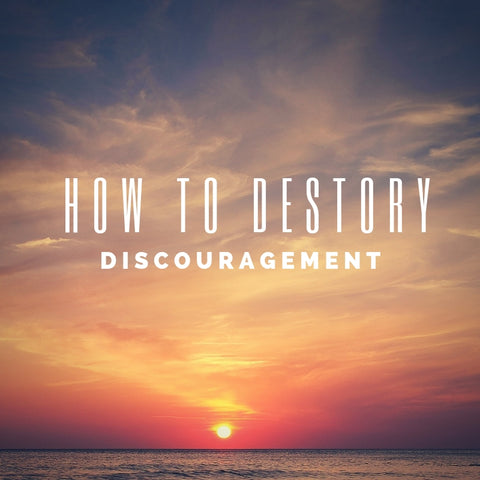 WEB131: How To Destroy Discouragement [Digital]